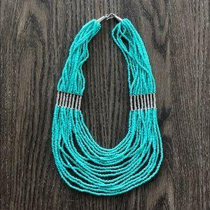 Rwandan beaded necklace